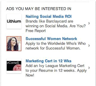 how to create category search in linkedin