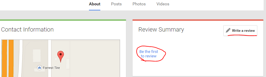 d3e5cbc5ee0 How to Leave a Google + Review as an Individual