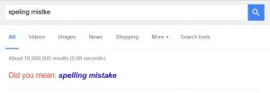 spelling-mistake